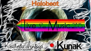 Halobeat - Single Courtship. Live la Music 2015 Kunak Records