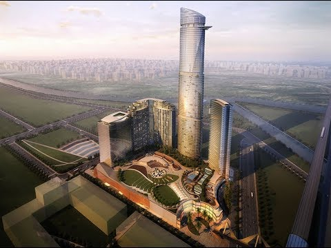Tallest building in Delhi NCR || under construction projects || Amazing building in Delhi NCR