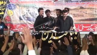 "Zakir Qazi Waseem Abbas "" New Qasida "" 2016 "" Mere Peer Dy Putraan Dian """