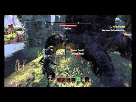 The Elder Scrolls Online: Kari's Hit List Shadowfen