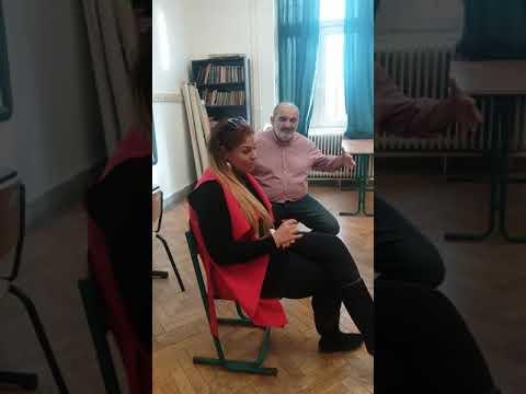 Fatima A Vendég Horváth Aladár óráján