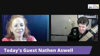 The Cosmic Prayer in Conversation with Nathen Aswell