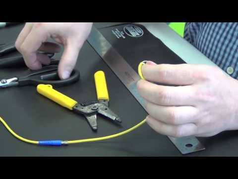 Fiber Optic Cable Preparation for Fiber Optic Cable Assembly Production