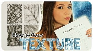 HOW TO DRAW TEXTURE! ♒
