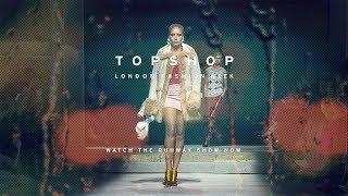 Topshop London Fashion Week | The Full Topshop Runway Show September 2017