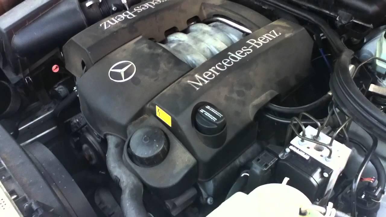 1995 Mercedes Benz Engine Wiring Harness