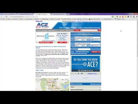 Cheap Auto Insurance Las Vegas, NV Nevada for Drivers on Vacation