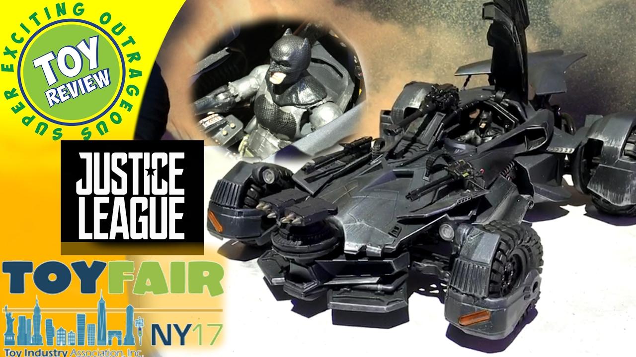 Justice League Ultimate Batmobile R C Car Batman Movie Toys By