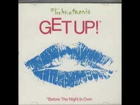 Technotronic  Get Up Remix