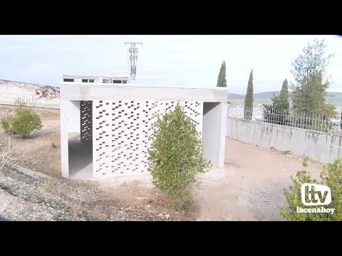 VÍDEO: El Ayuntamiento de Lucena no contempla que el cementerio municipal entre en funcionamiento este año