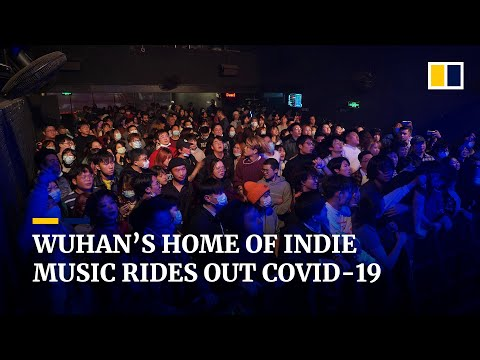 Wuhan's famous indie music venue Vox Livehouse roars back a year after start of Covid-19 pandemic