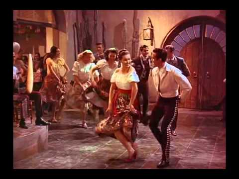 Cyd Charisse w/ Ricardo Montalbán (1947) Fiesta [La Bamba]