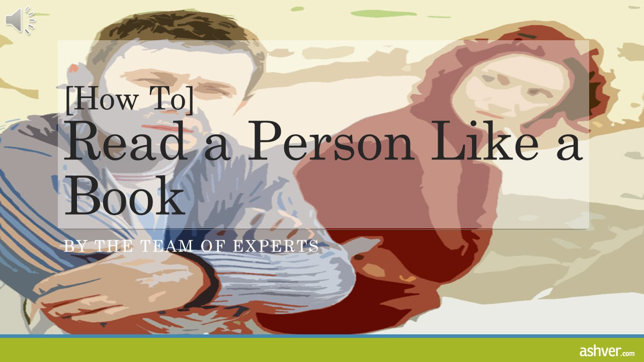 How to read a person like a book 97
