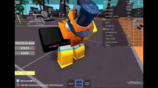 (Hacker) 782 thousand in roblox Lifting simulator 2!!!