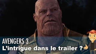 Avengers 3 : le trailer dévoile l'intrigue du film ?