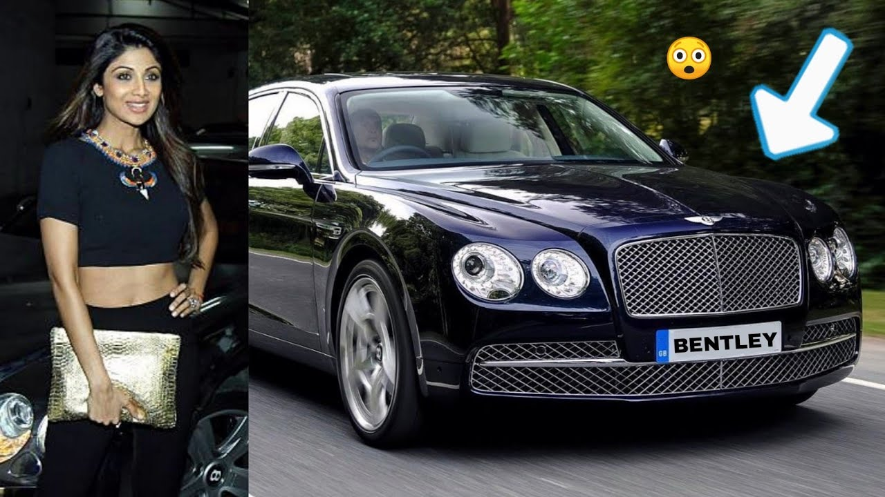 Indian Celebrities Who Own Bentley Cars