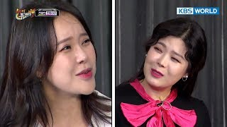 Gambar cover Queens of OST Baek  Z Young & LYn sing OSTs live! [Happy Together / 2017.10.19]