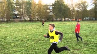 30 09 2015г  Городские соревнования по лапте полуфинал  СОШ №4 Гимназия