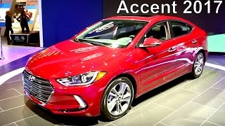 2017 Hyundai Accent First Look