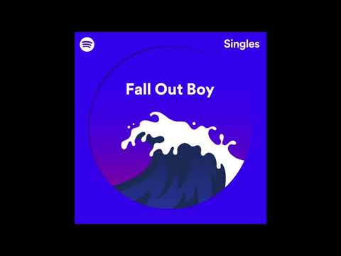FALL OUT BOY - HOLD ME TIGHT OR DON'T Acoustic (Spotify)