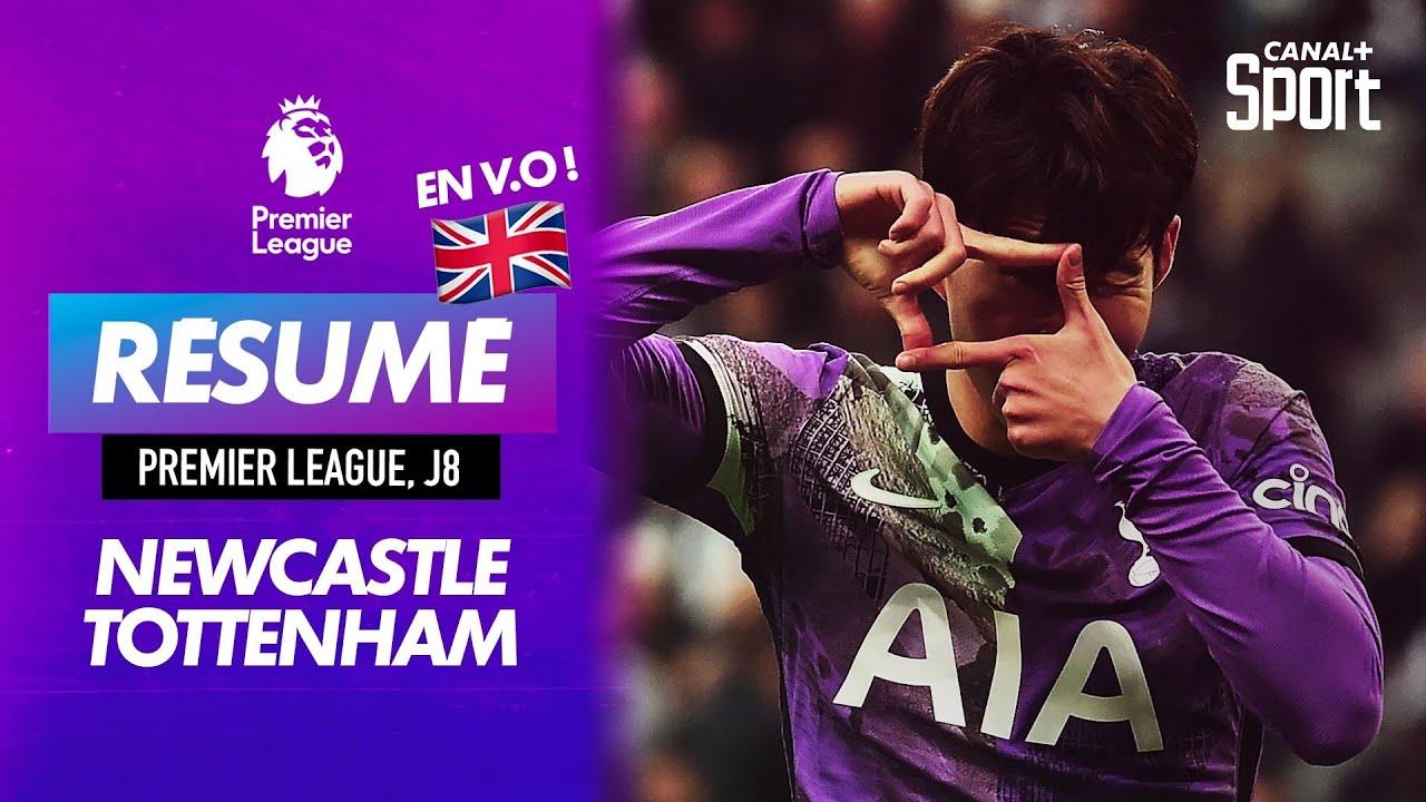 Download Le résumé de Newcastle / Tottenham en VO - J8 Premier League