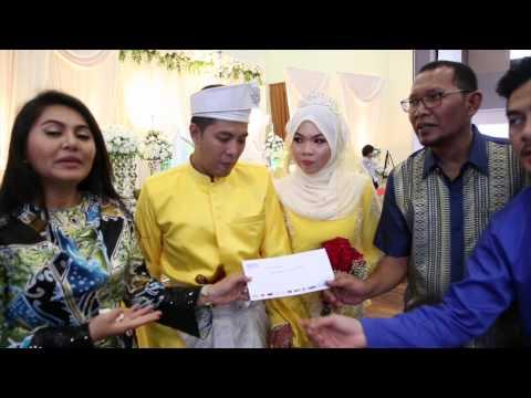Karaoke Kenduri di Majlis Perkahwinan Raja Hafiz & Hanis