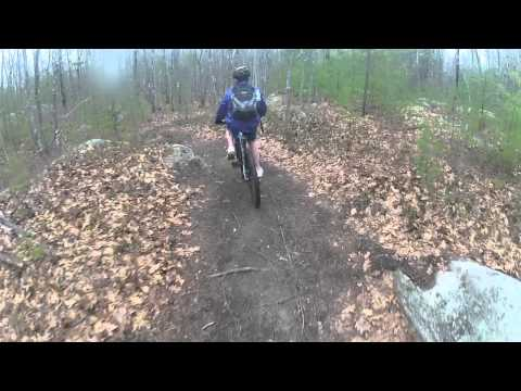 GoPro HD All Mountain Biking Kennebunk Maine