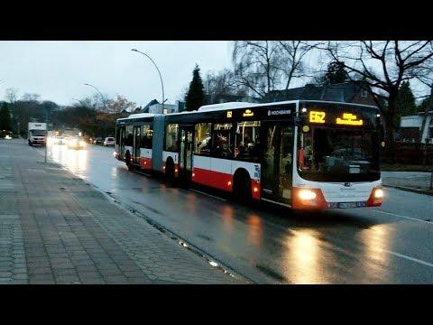 Busse In Hamburg: Eilbus E 62 Und Schnellbus 39 – Die Letzten Fahrten