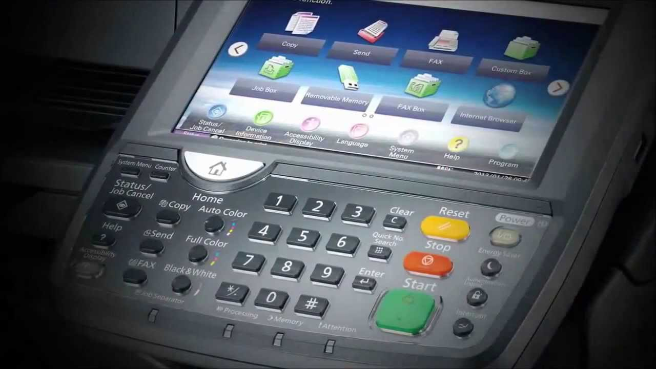 KYOCERA Wireless Printing Made Easy!