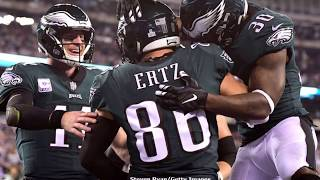 John McMullen talks aftermath of Eagles win over Giants on Thursday Night Football