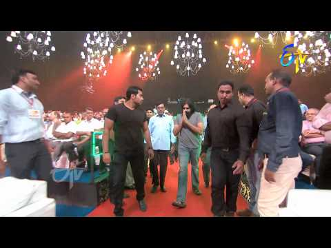 Power Star Pawan Kalyan Entry in ETV @ 20 Years Celebrations - 9th August 2015