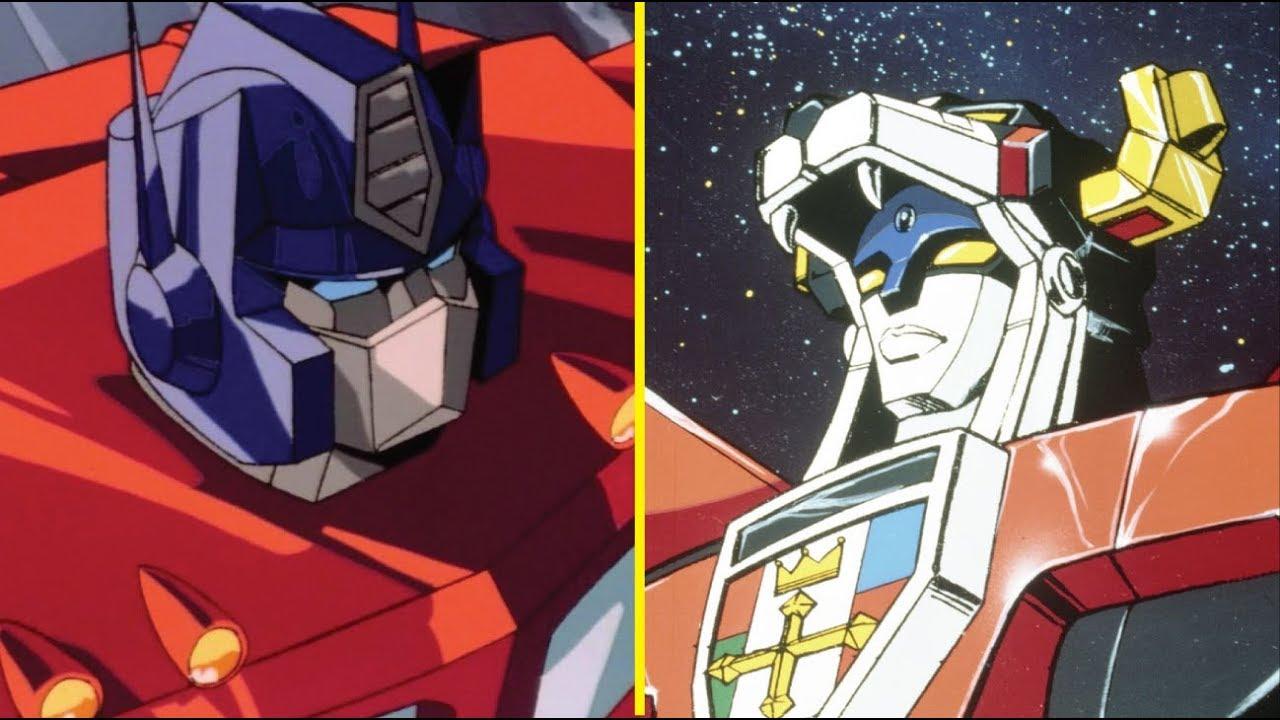 Optimus Prime Narrates Voltron - YouTube