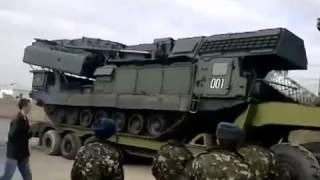 Прикол!!! Как в армии грузят военную технику