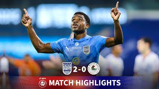 Highlights - Mumbai City FC 2-0 ATK Mohun Bagan - Match 110 | Hero 2020-21