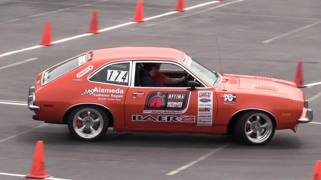 Joe Escobar 1974 Ford Pinto 3rd Run 6 4 2016