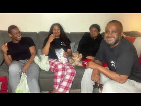 Chubby Bunny Challenge With The Barnes Family (EXTREMELY FUNNY)