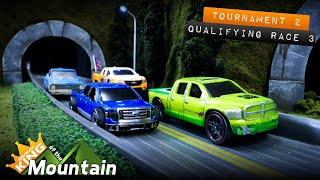 American Truck War - KotM Modified Diecast Race Car Series