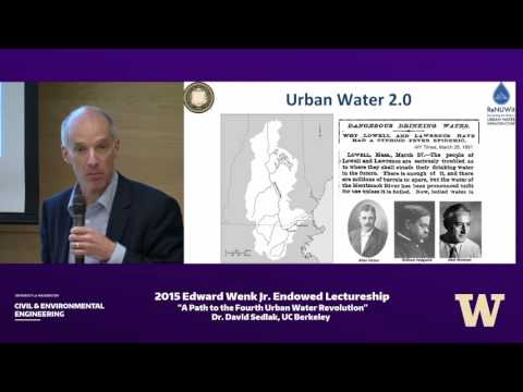 A Path to the Fourth Urban Water Revolution