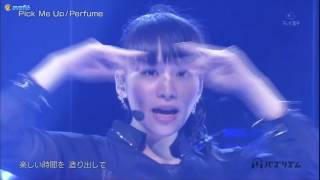 Perfume「FLASH」「Pick Me Up」Live