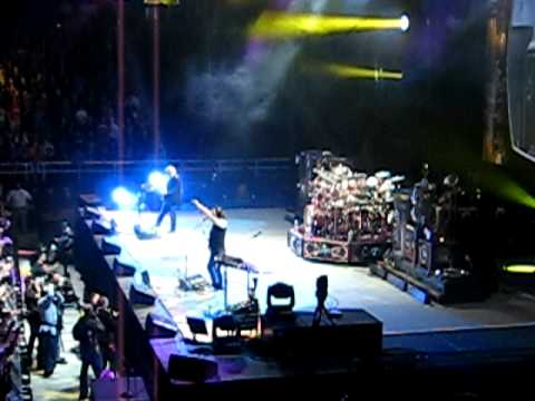 Rush- Spirit of the Radio- Live Greensboro Coliseum 4/2/11