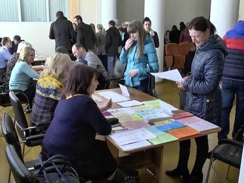 В Могилеве  прошла очередная «Ярмарка вакансий» 29 03 2017