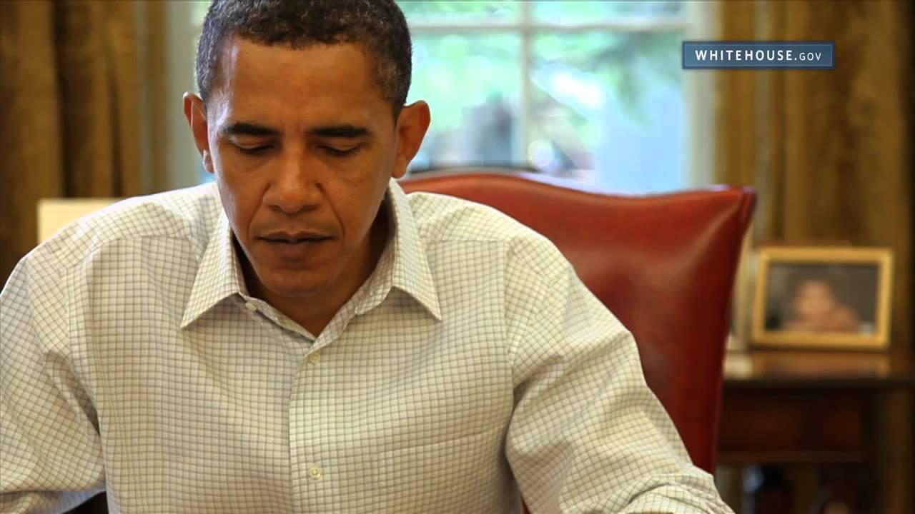 Barack Obama Inside The White House Youtube
