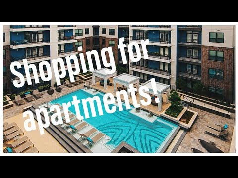 Apartment Hunting In Houston!
