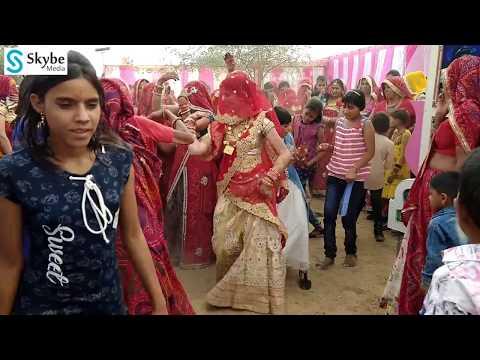 Dekhe Bin Tanne Chore Aave Na Dil Ne Chain Re || Rajasthani DJ Dance, Shekhawati Shadi DJ Dance
