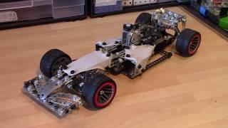 MECCANO SHORT: F1 RACING CAR 2015