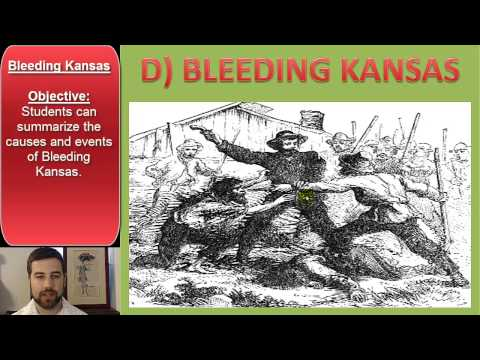Kansas-Nebraska Act and Bleeding Kansas