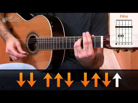 Garotas Não Merecem Chorar - Luan Santana (aula de violão simplificada)