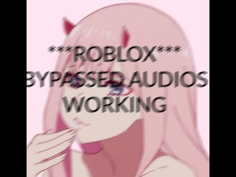 Roblox Bypassed Audios 2019 Ipastepics Roblox Bypassed Audios February 2019 Working 2 19 19 New 100 Youtube