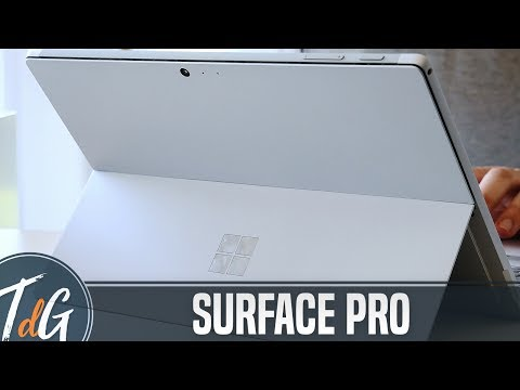 Microsoft Surface Pro, Review en español