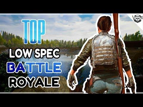 Top 10 Battle Royale Low End Pc Games 2018 1gb 2gb Ram Pc Games